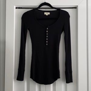 Aritzia Ribbed Henly